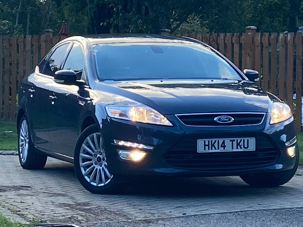 Ford Mondeo Hatchback 2.0 TDCi Zetec Business Edition 5dr