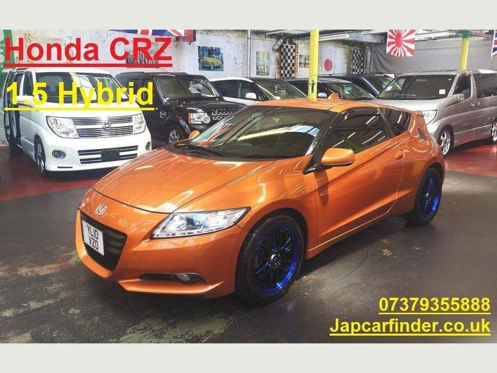 Honda CR-Z Coupe IMA S 3DR SATNAV+ANDROID ENTERTAINMENT