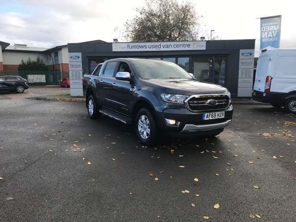Ford Ranger Pickup 2.0 TDCI 213 PS LIMITED D/CAB