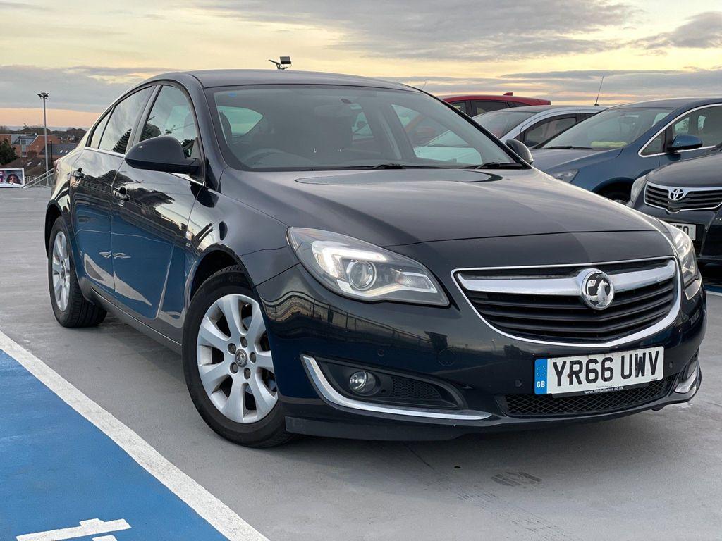 Vauxhall Insignia Hatchback 1.6 CDTi ecoFLEX SRi Nav (s/s) 5dr