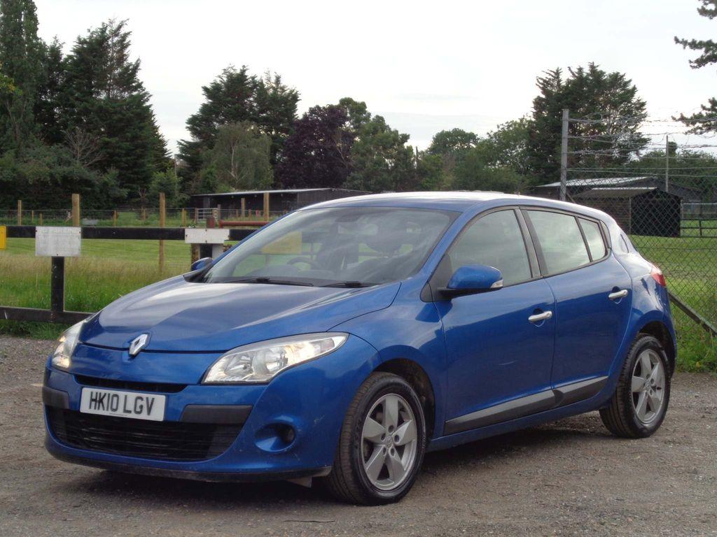 Renault Megane Hatchback 1.6 VVT Dynamique Tom Tom 5dr (Tom Tom)