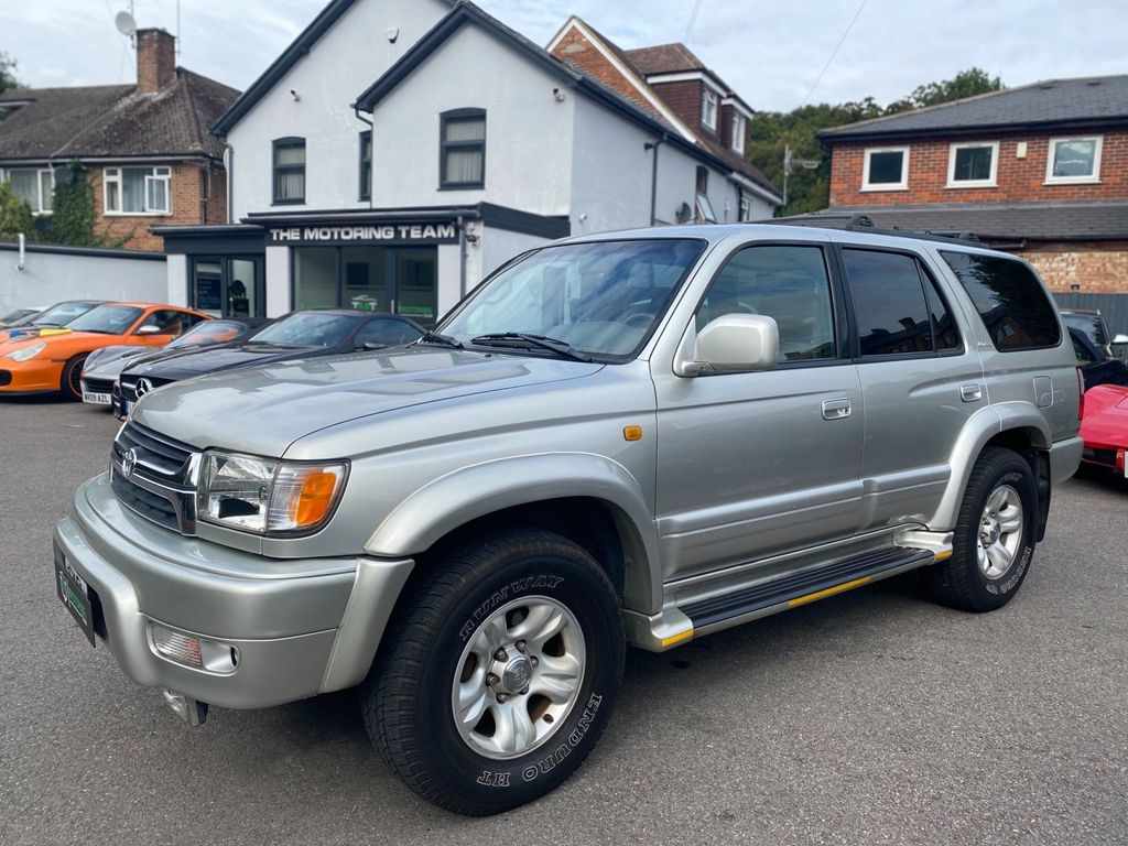 Toyota Hilux Pickup SURF 4RUNNER 3.4 V6 LIMITED AUTO 4WD