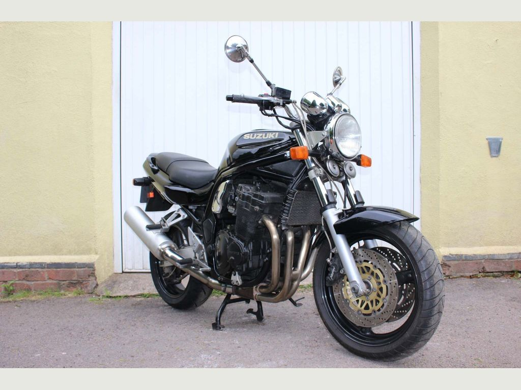Suzuki Bandit 1200 Sports Tourer GSF1200 W