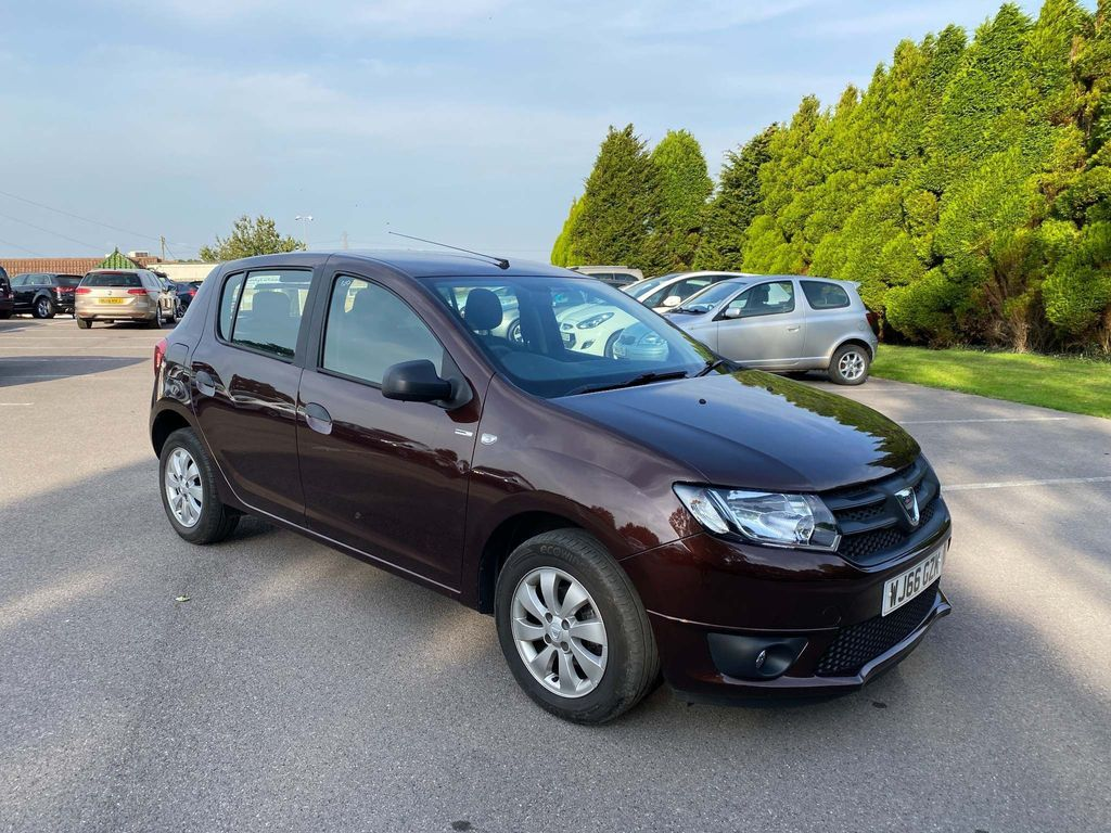 Dacia Sandero Hatchback 0.9 TCe Ambiance Prime (s/s) 5dr