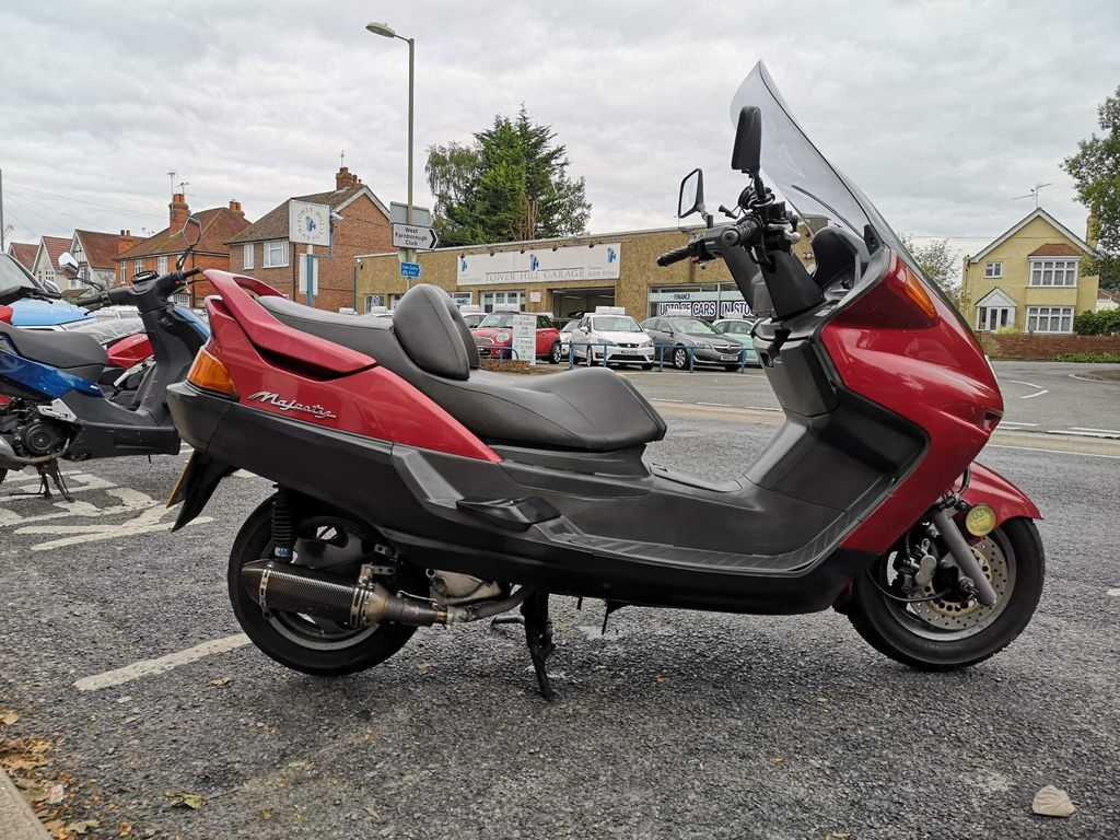Yamaha Majesty Scooter 250
