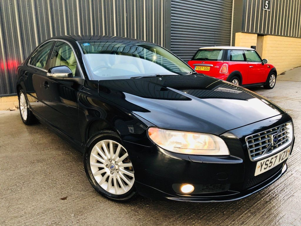 Volvo S80 Saloon 2.4 D5 SE Geartronic 4dr