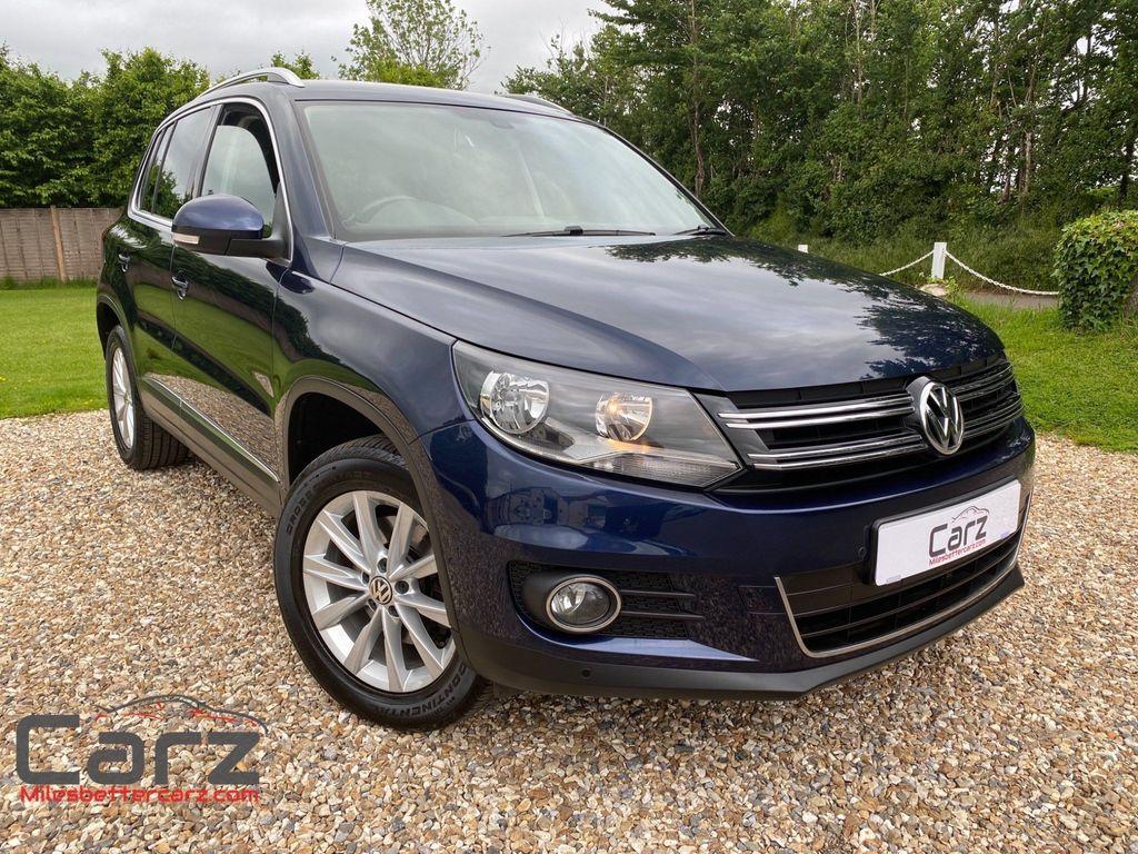 Volkswagen Tiguan SUV 2.0 TDI BlueMotion Tech SE DSG 4WD (s/s) 5dr