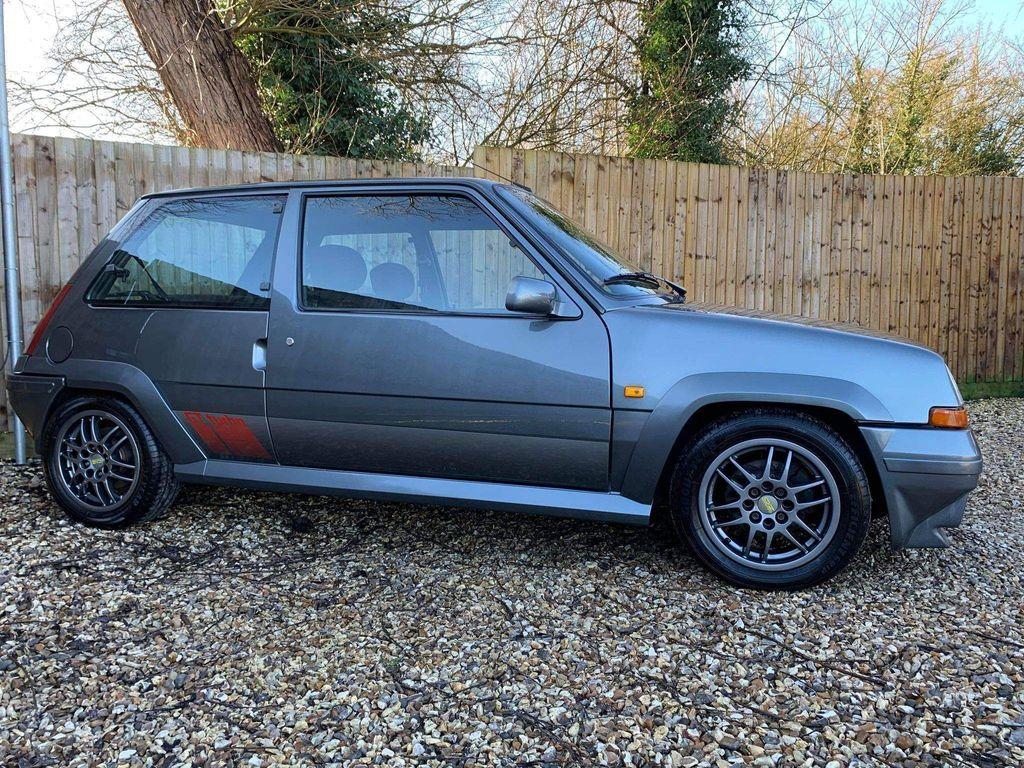 Renault 5 Hatchback 1.4 Turbo GT 3dr