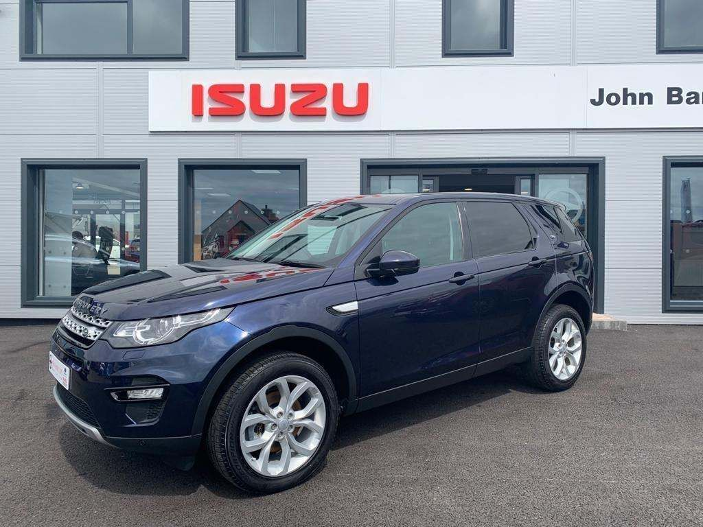 Land Rover Discovery Sport SUV 2.0 TD4 HSE 7Seat 4WD (s/s) 5dr 7 Seat