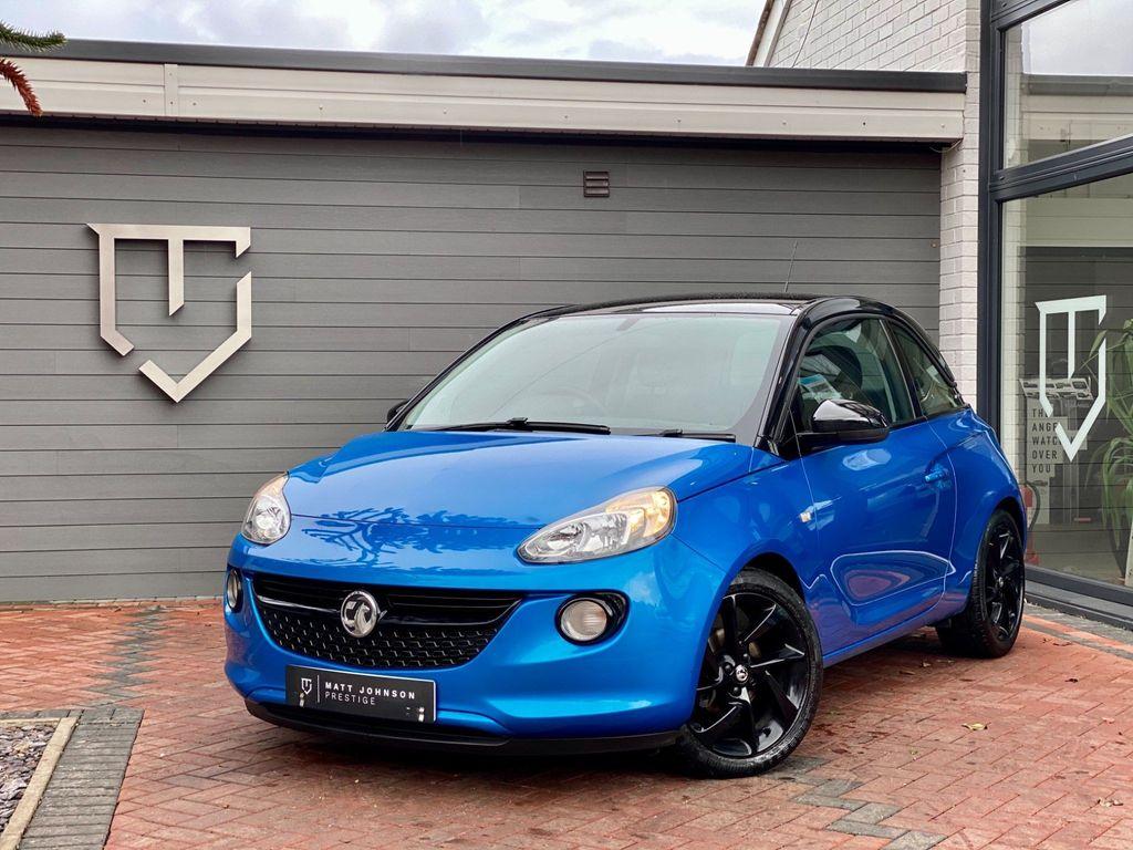 Vauxhall ADAM Hatchback 1.2i ENERGISED 3dr