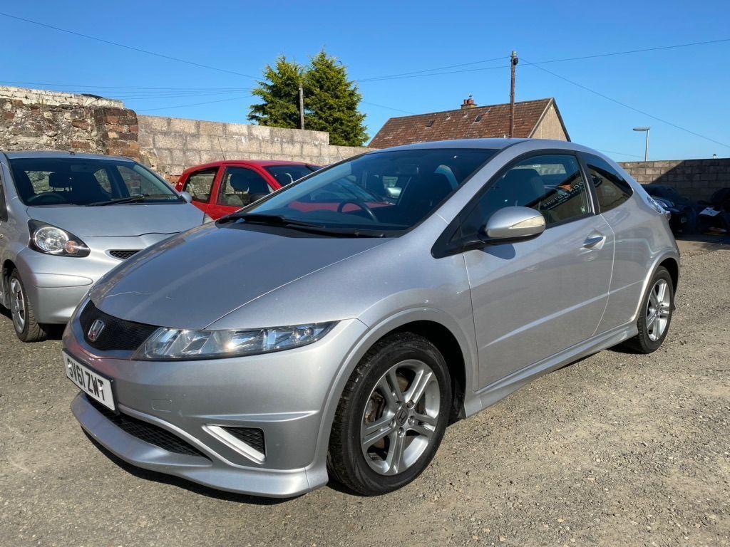 Honda Civic Hatchback 1.4 i-VTEC Type S 3dr