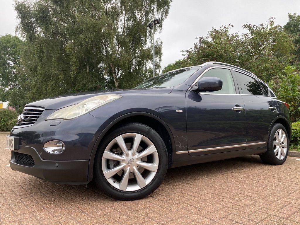 Infiniti EX SUV 3.7 V6 GT Premium AWD 5dr