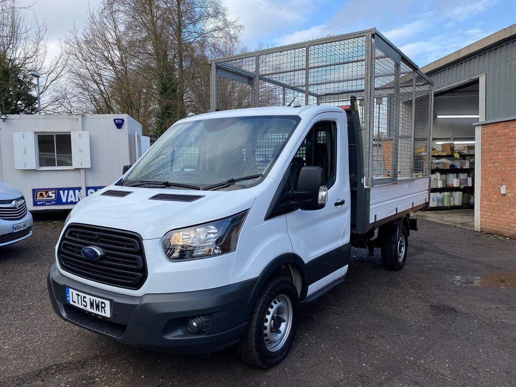 Ford Transit Tipper 2.2 TDCi 350 1-Way Tipper RWD L2 EU5 2dr (1-Stop)