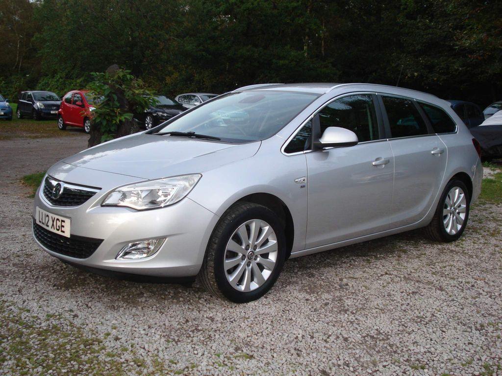 Vauxhall Astra Estate 2.0 CDTi ecoFLEX SE Sports Tourer (s/s) 5dr