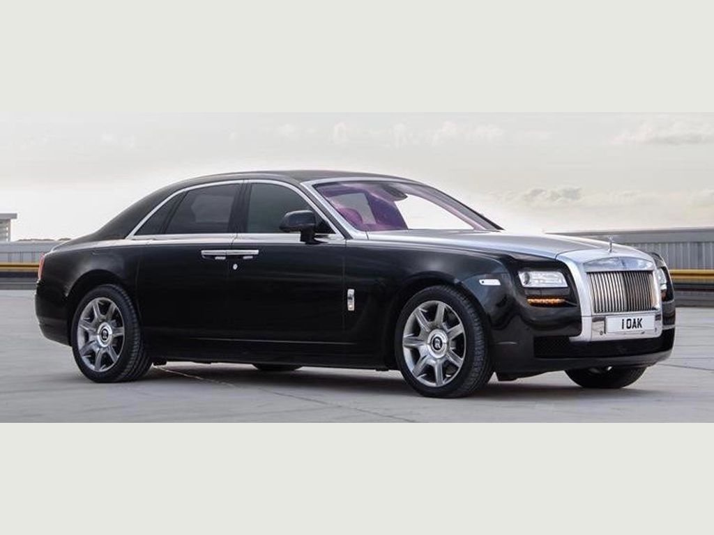Rolls-Royce Ghost Saloon 6.6 V12 Auto