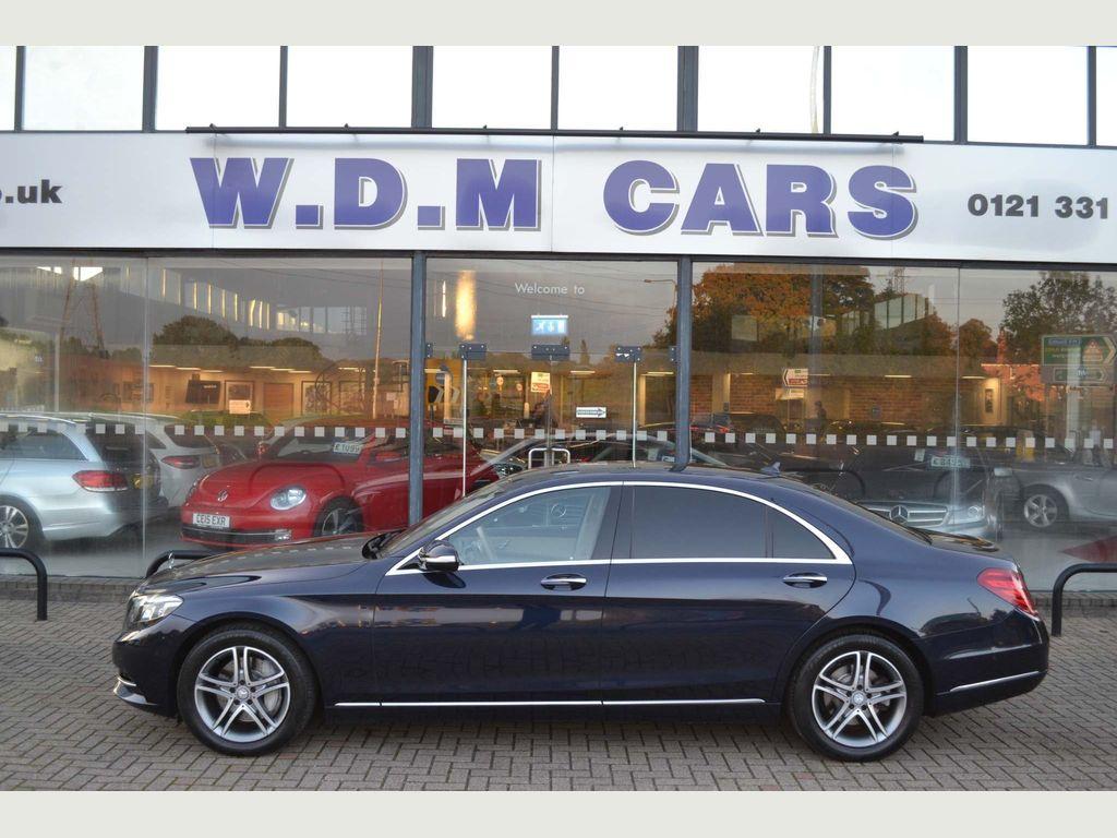 Mercedes-Benz S Class Saloon 3.0 S350L CDI BlueTEC SE Line 7G-Tronic Plus 4dr