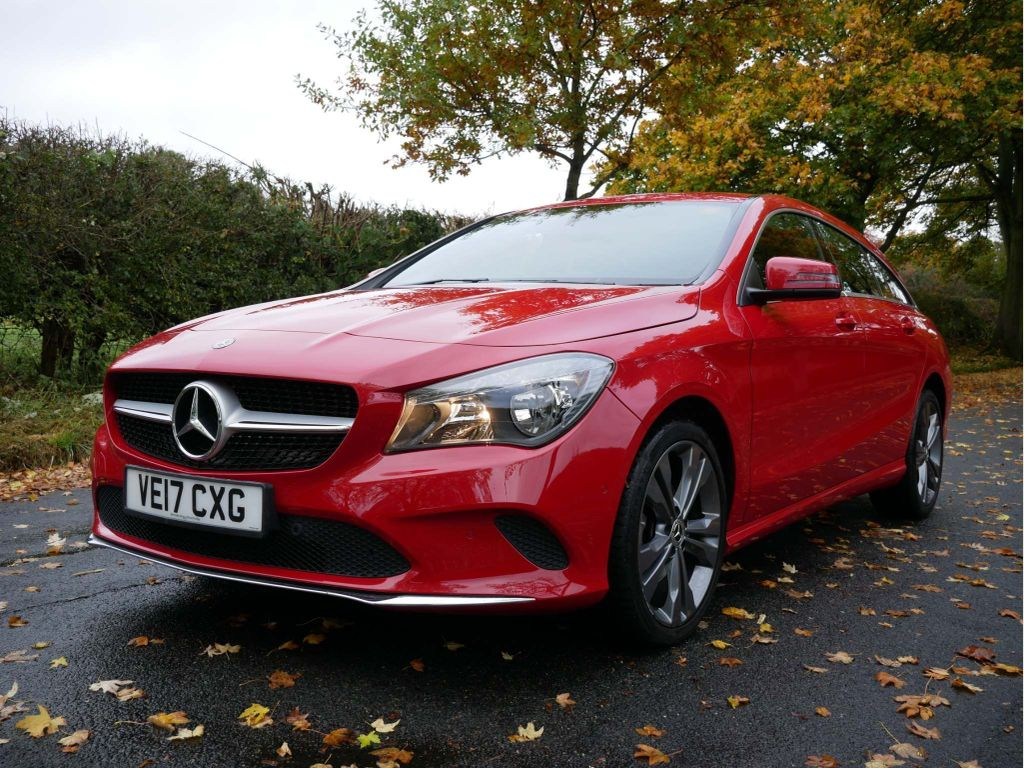 Mercedes-Benz CLA Class Estate 1.6 CLA180 Sport Shooting Brake (s/s) 5dr