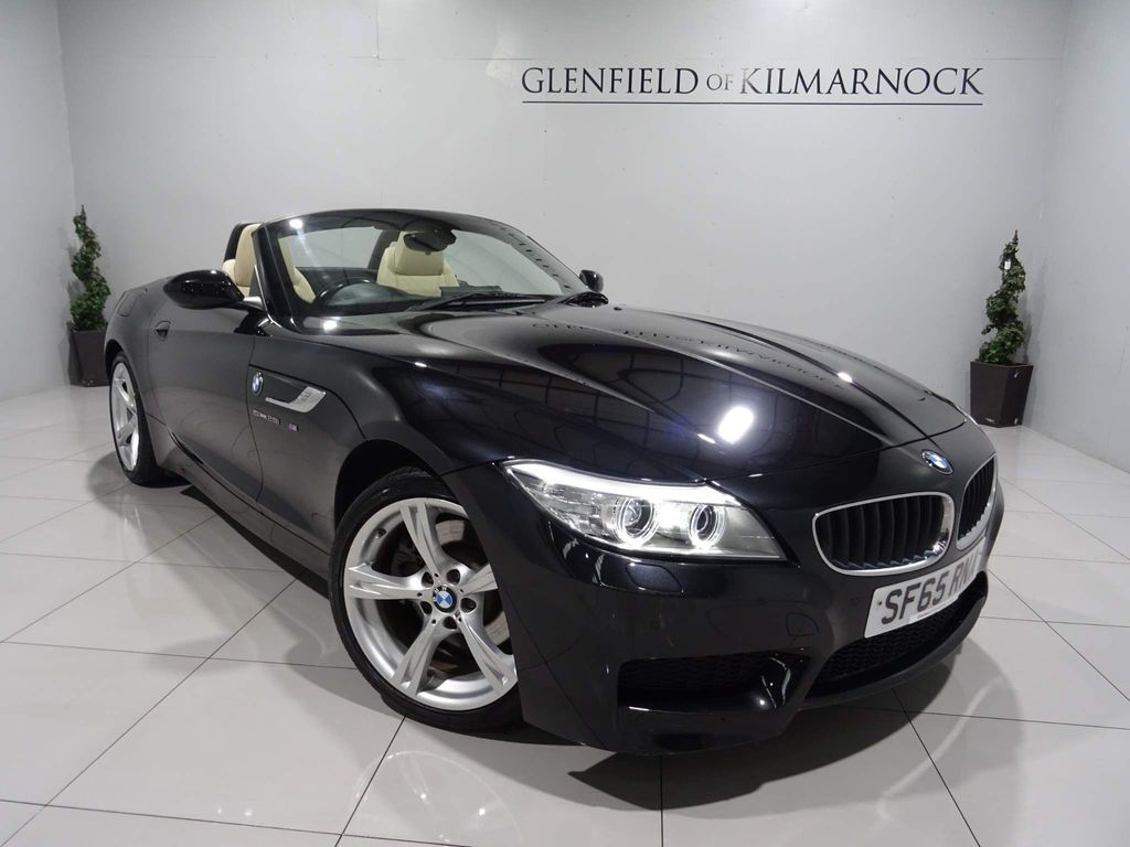 BMW Z4 Convertible 2.0 28i M Sport sDrive (s/s) 2dr