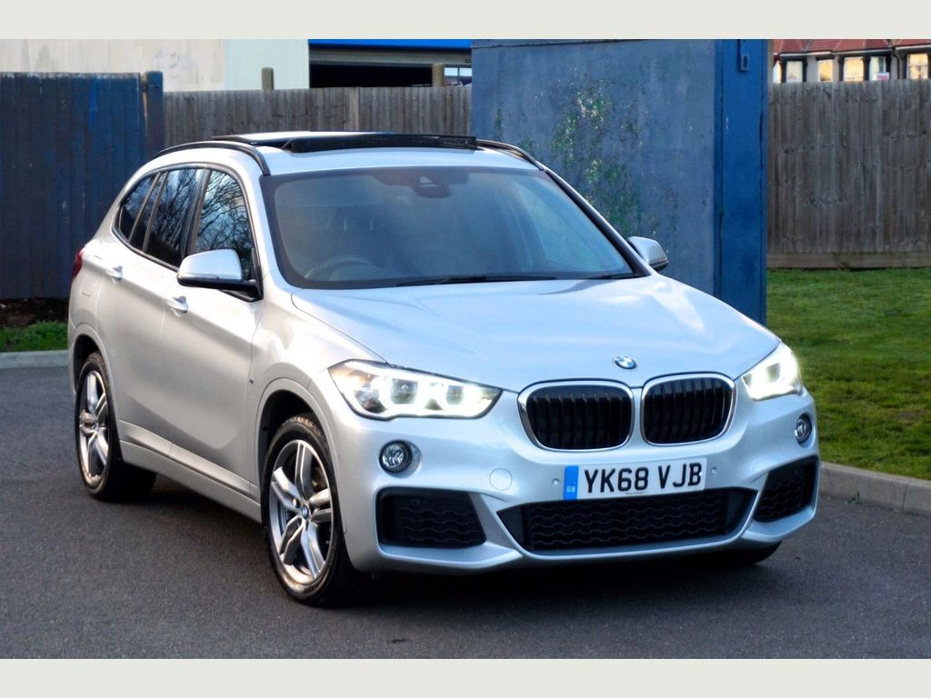 BMW X1 SUV 1.5 18i GPF M Sport DCT sDrive (s/s) 5dr
