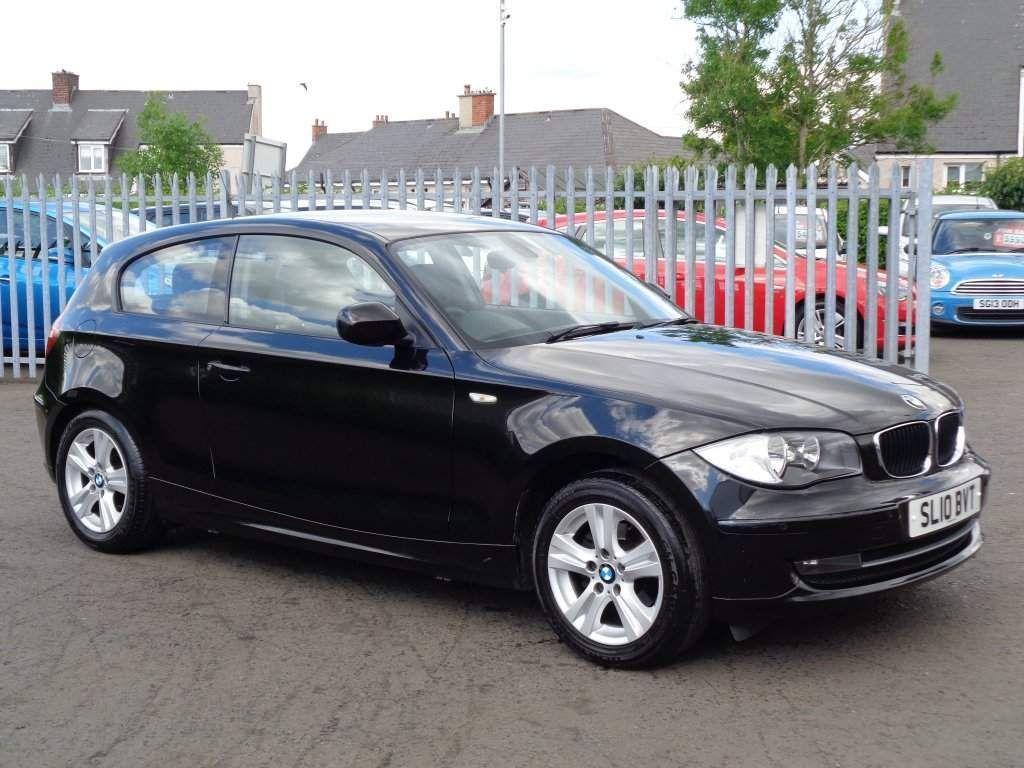 BMW 1 Series Hatchback 2.0 116i SE Auto 3dr