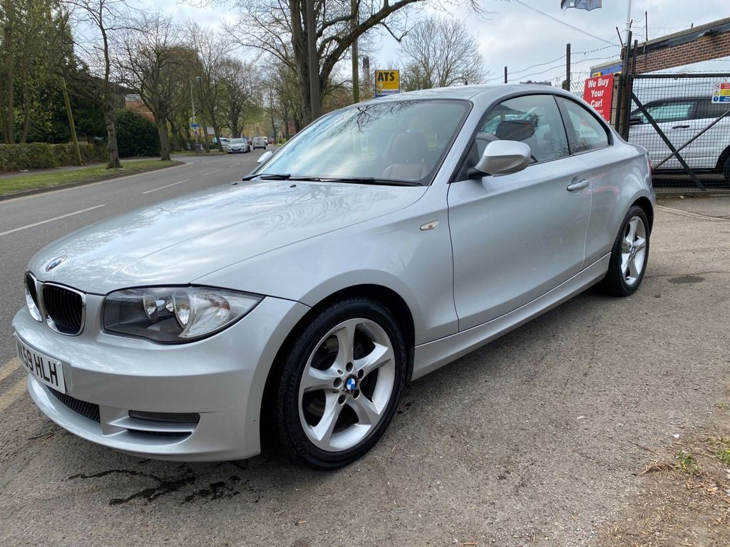 BMW 1 Series Coupe 2.0 118d Sport Auto 2dr