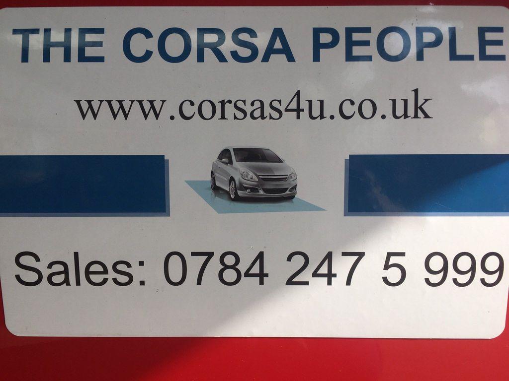 Vauxhall Corsa Hatchback 1.2 i 16v Club Easytronic 3dr