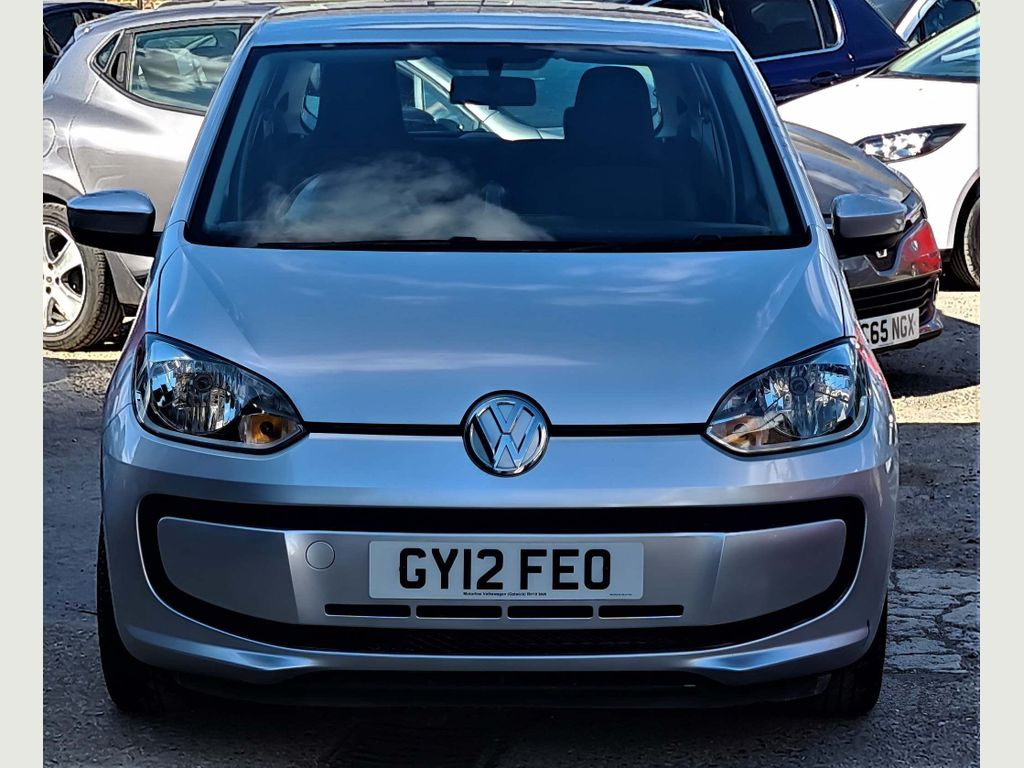 Volkswagen up! Hatchback 1.0 BlueMotion Tech Move up! 3dr