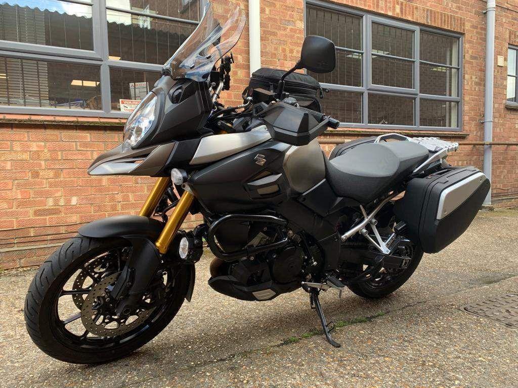 Suzuki V-Strom 1000 Adventure Adventure ABS