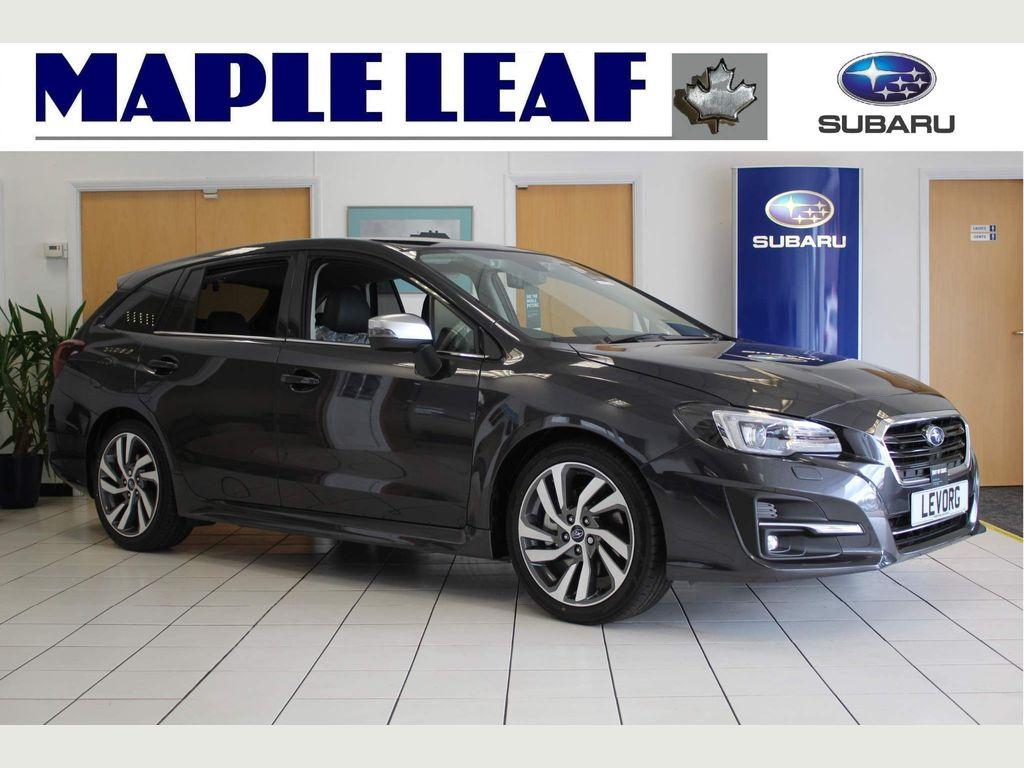 Subaru Levorg Estate 2.0i GT Sport Tourer Lineartronic 4WD (s/s) 5dr
