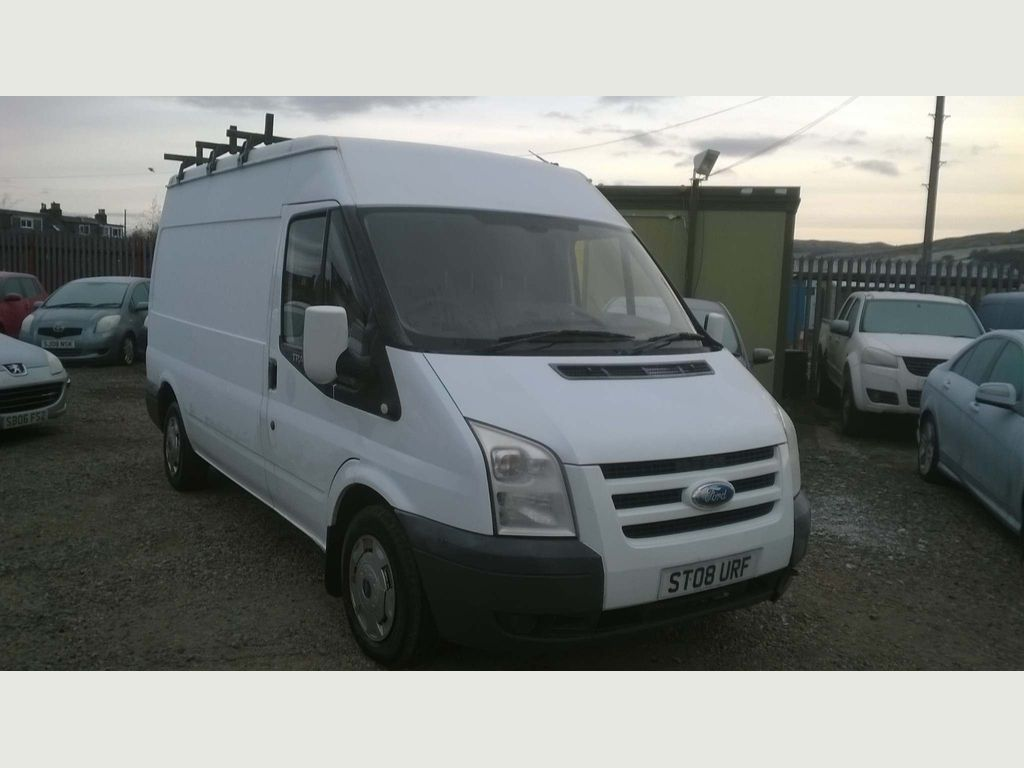 Ford Transit Panel Van 2.2 TDCi 280 Medium Roof Van Duratorq M 3dr (MWB)