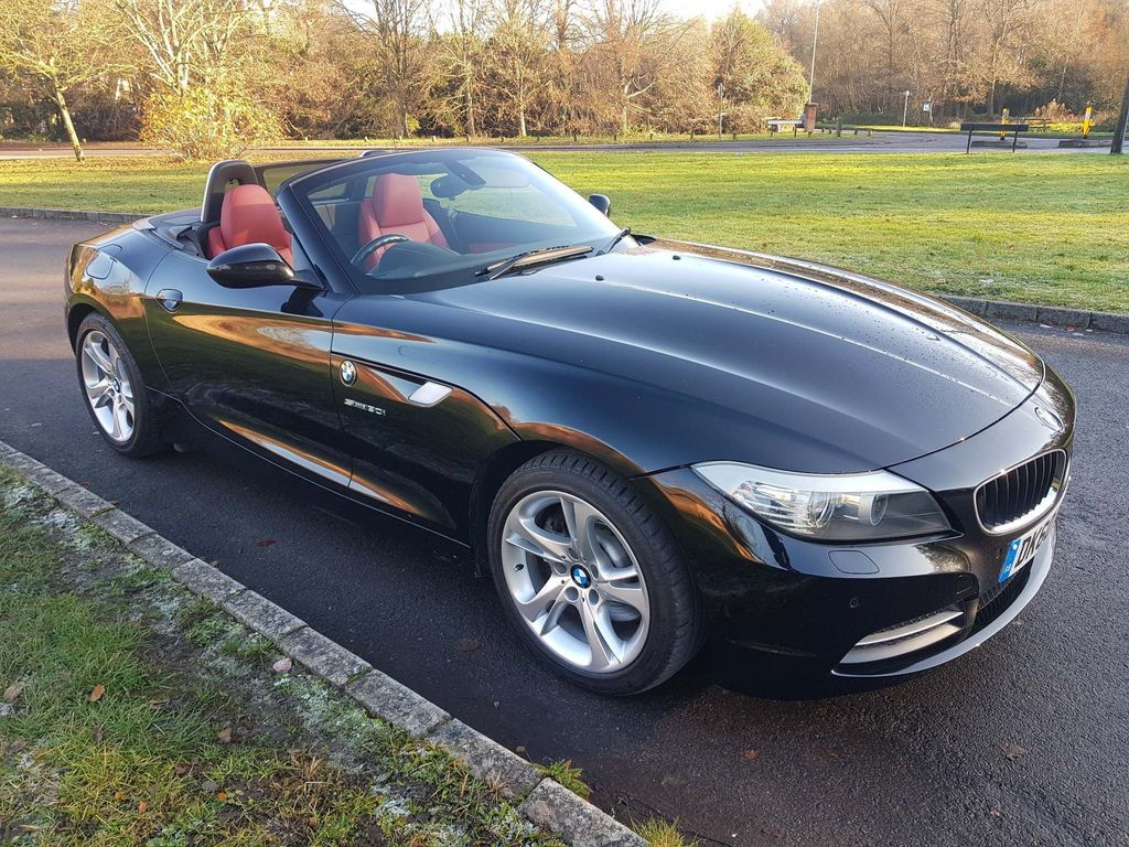 BMW Z4 Convertible 3.0 30i sDrive 2dr