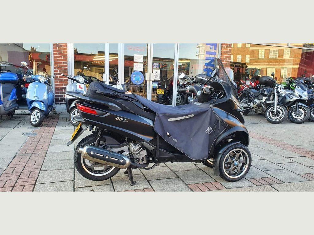 Piaggio MP3 Three Wheeler 500 LT Sport ABS