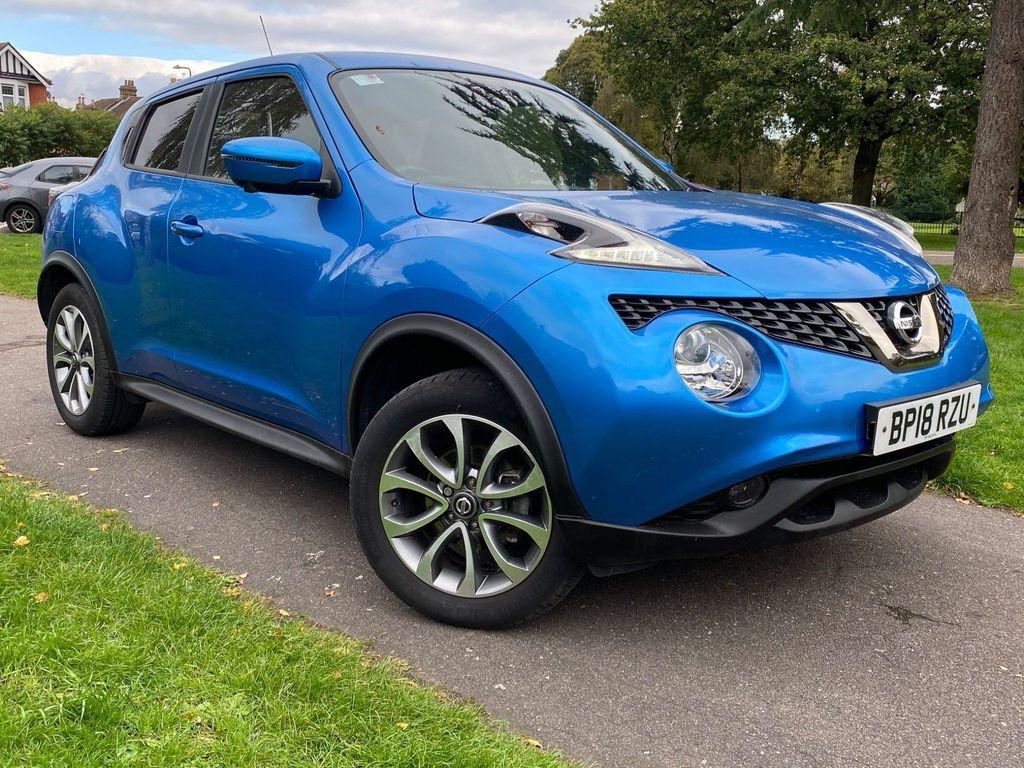 Nissan Juke SUV 1.6 Tekna XTRON 5dr