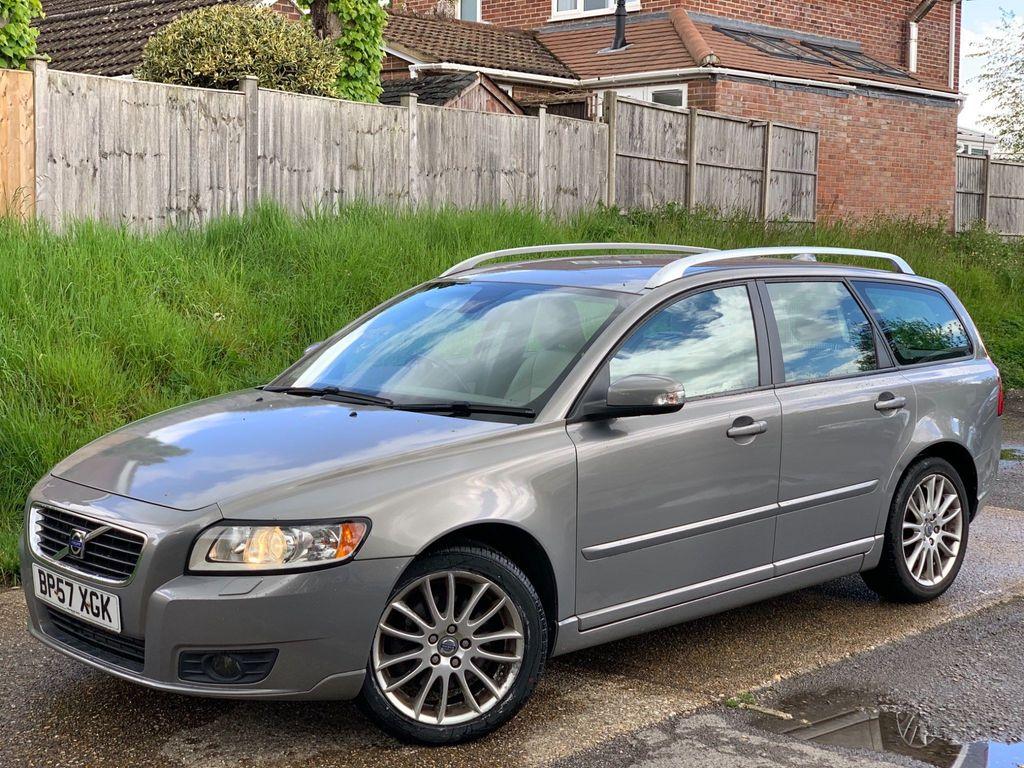 Volvo V50 Estate 2.0 D SE Lux 5dr
