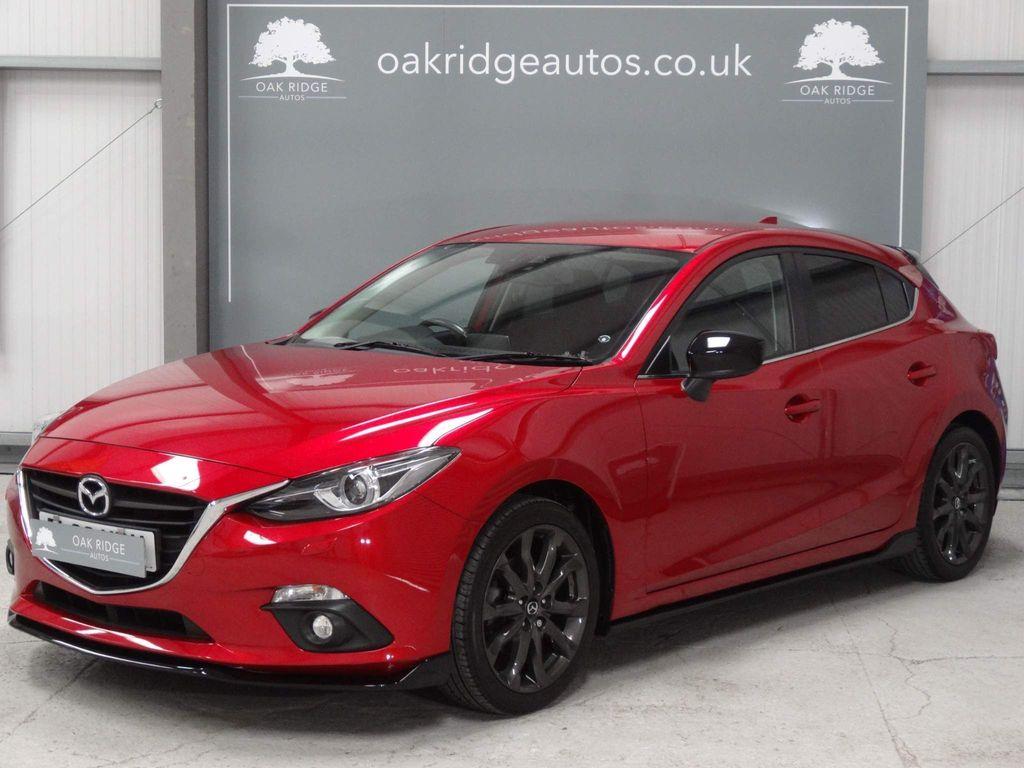 Mazda Mazda3 Hatchback 2.0 SKYACTIV-G Sport Black 5dr