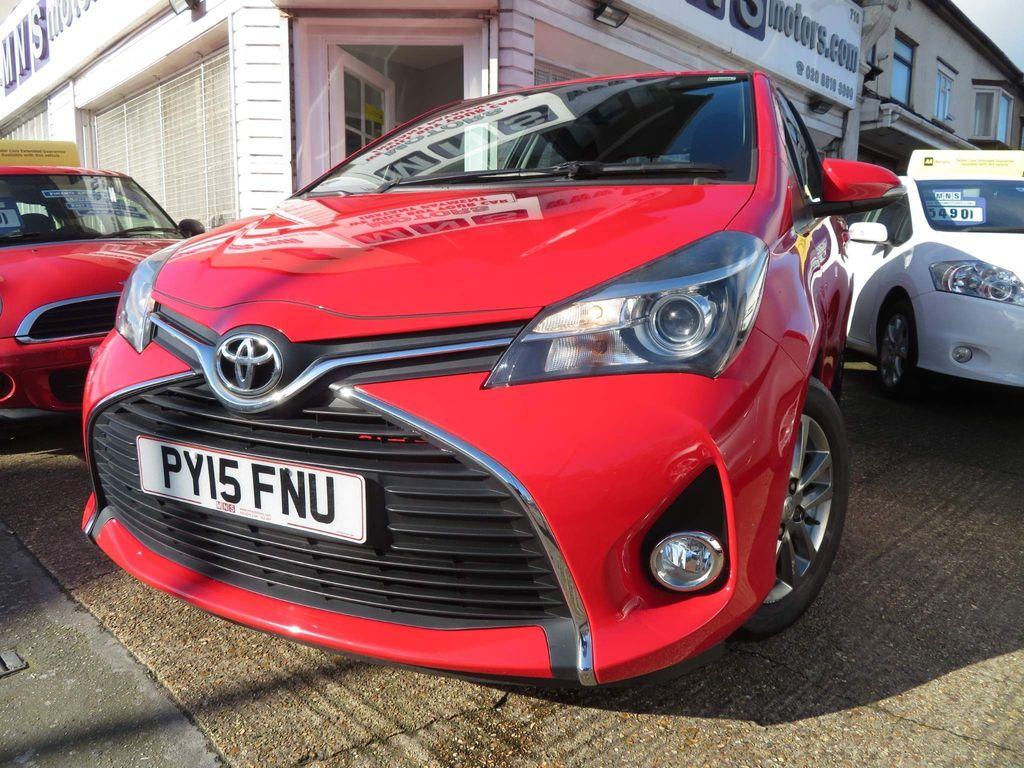 Toyota Yaris Hatchback 1.0 VVT-i Icon 3dr
