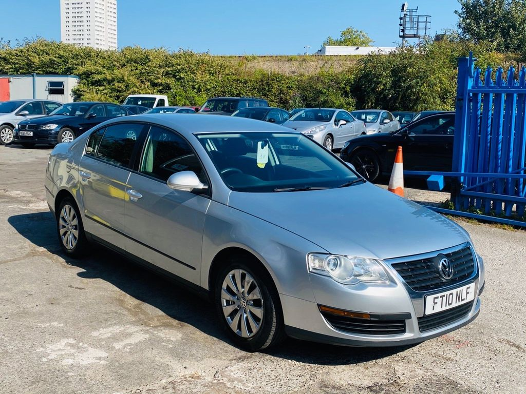 Volkswagen Passat Saloon 1.6 TDI BlueMotion Tech 2 4dr