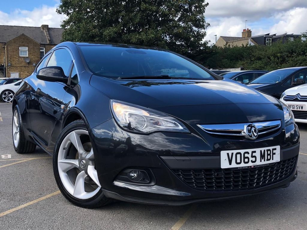 Vauxhall Astra GTC Coupe 1.4i Turbo SRi (s/s) 3dr