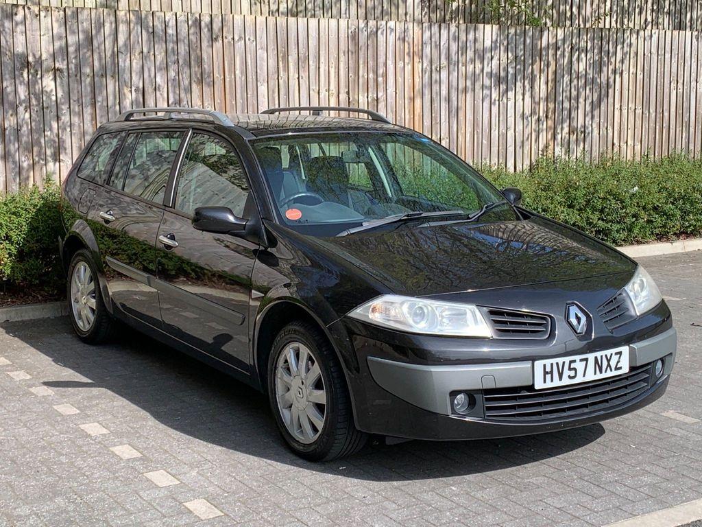 Renault Megane Estate 1.6 VVT Dynamique 5dr