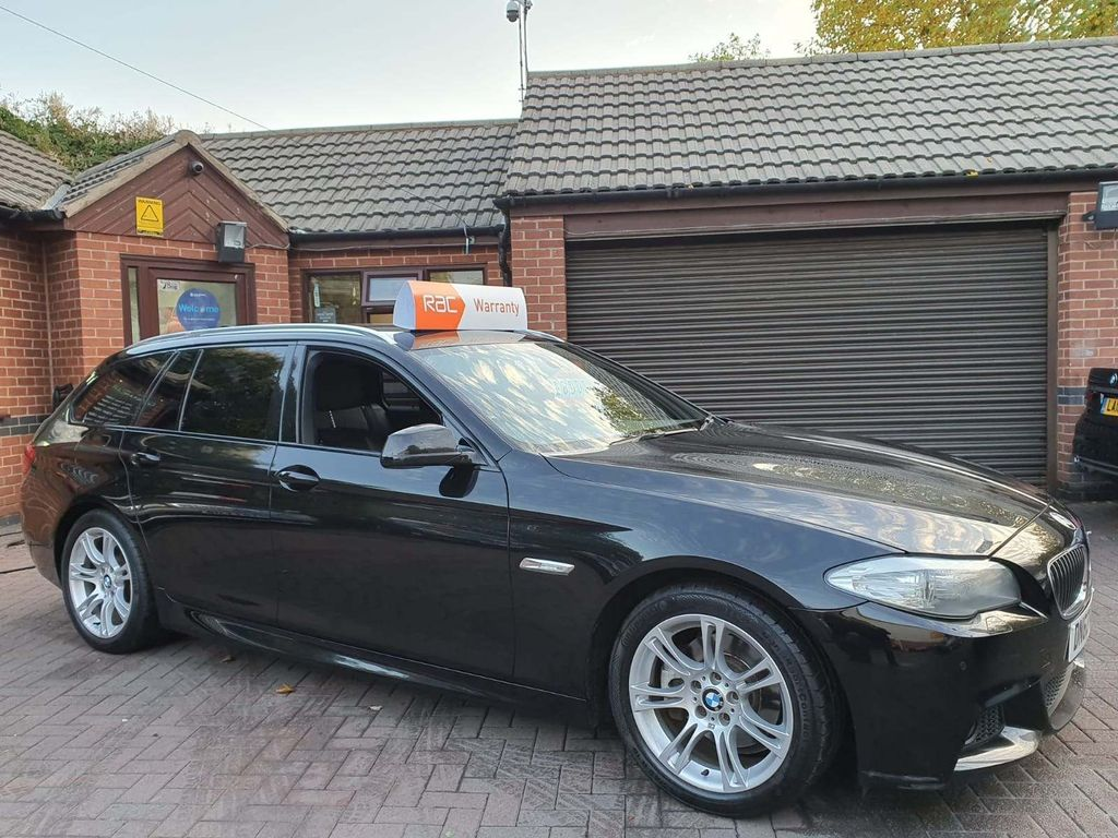 BMW 5 Series Estate 2.0 520d M Sport Touring 5dr