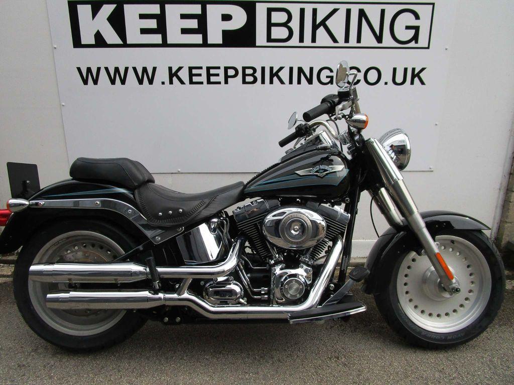 Harley-Davidson Softail Custom Cruiser 1600 FLSTF Fat Boy