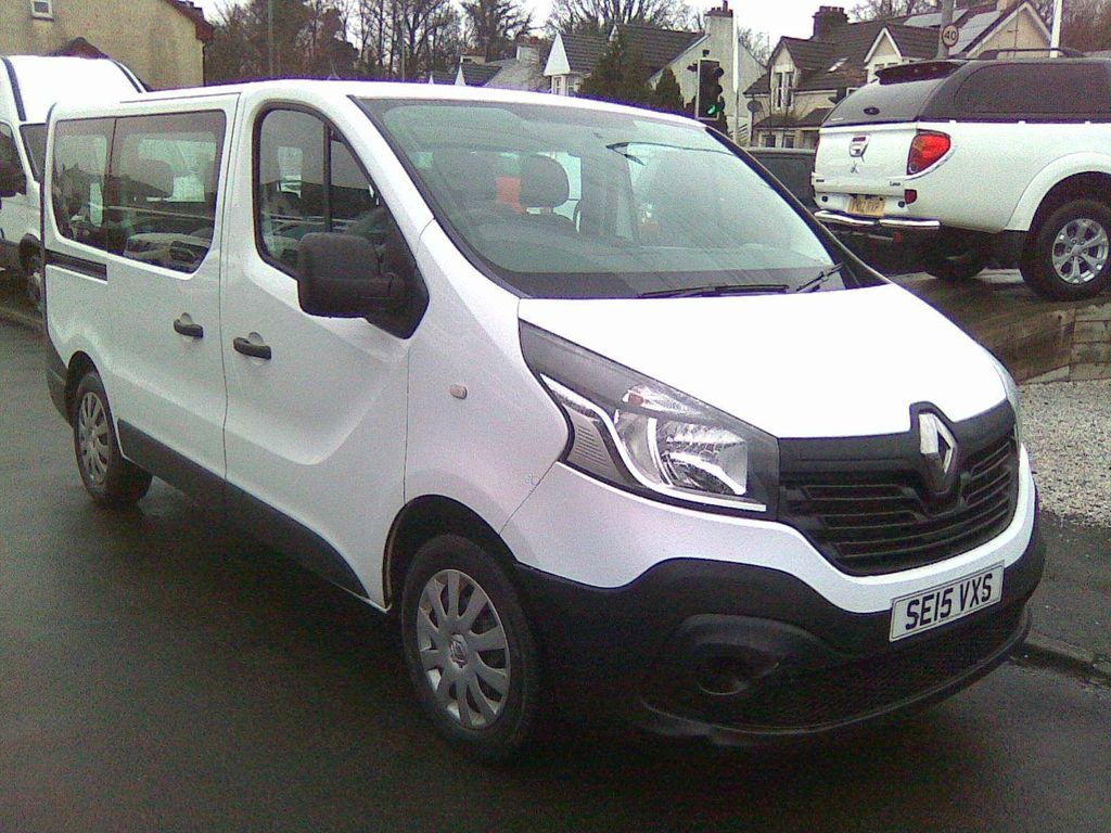 Renault Trafic Other 1.6 dCi 27 Business 5dr (9 Seat)