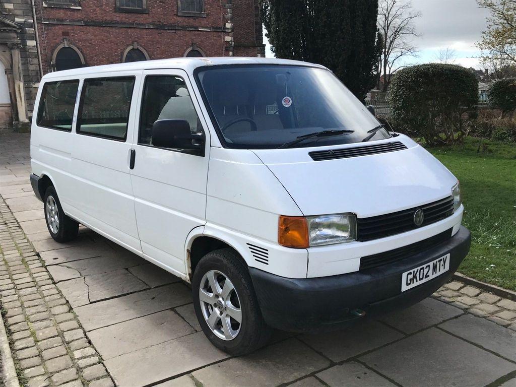 Volkswagen Transporter Unlisted High Roof Window Van