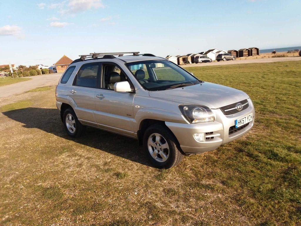 Kia Sportage SUV 2.0 CRDi XS 4WD 5dr