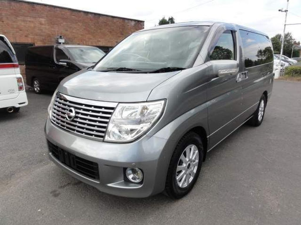 Nissan Elgrand MPV TOP SPEC XL 4WD WITH CRUISE FRESH IMPORT