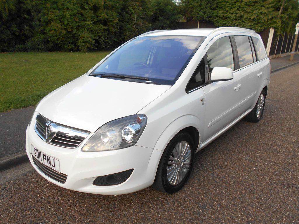 Vauxhall Zafira MPV 1.6 16V Excite 5dr