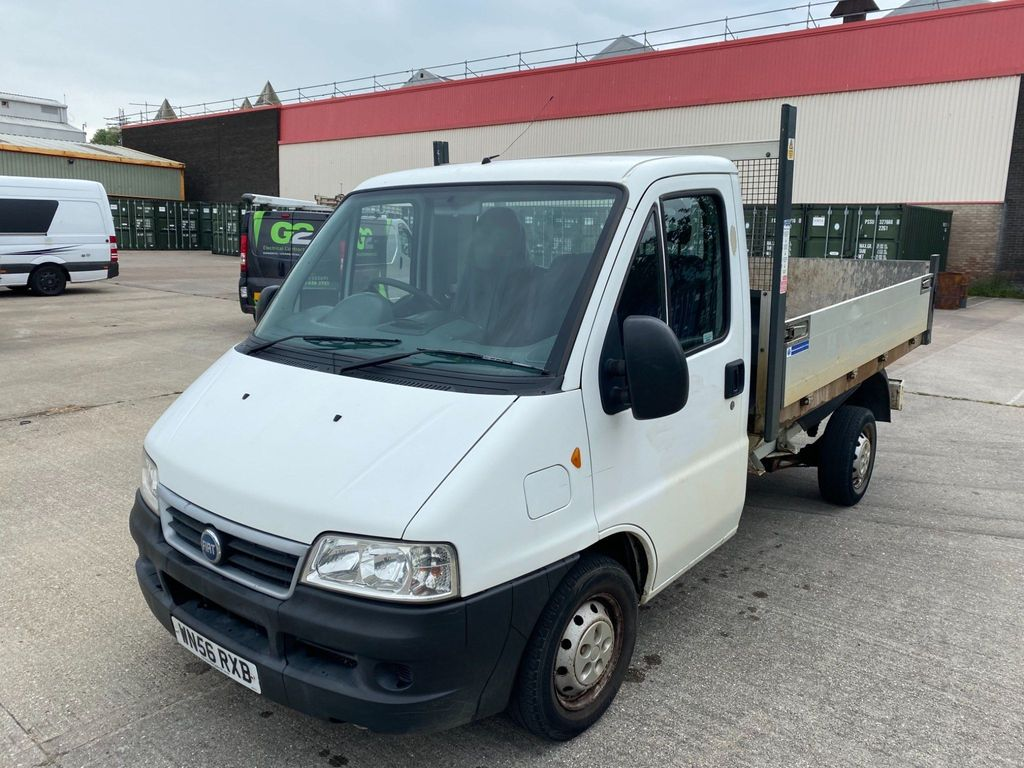 Fiat Ducato Chassis Cab 2.3 JTD 15 Chassis Cab 2dr (MWB)