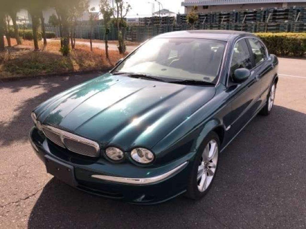 Jaguar X-Type Saloon 2100CC V6 EXECUTIVE RUST FREE ULEZ COMPL