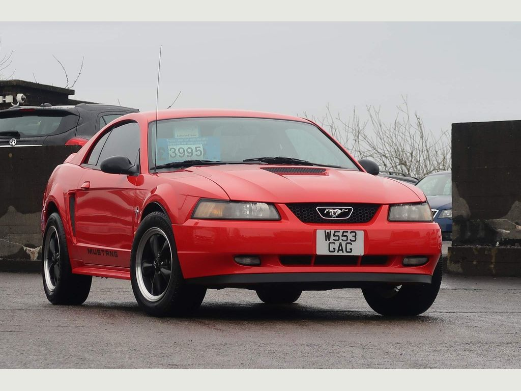 Ford Mustang Coupe 3.8 V6 LHD Auto Coupe