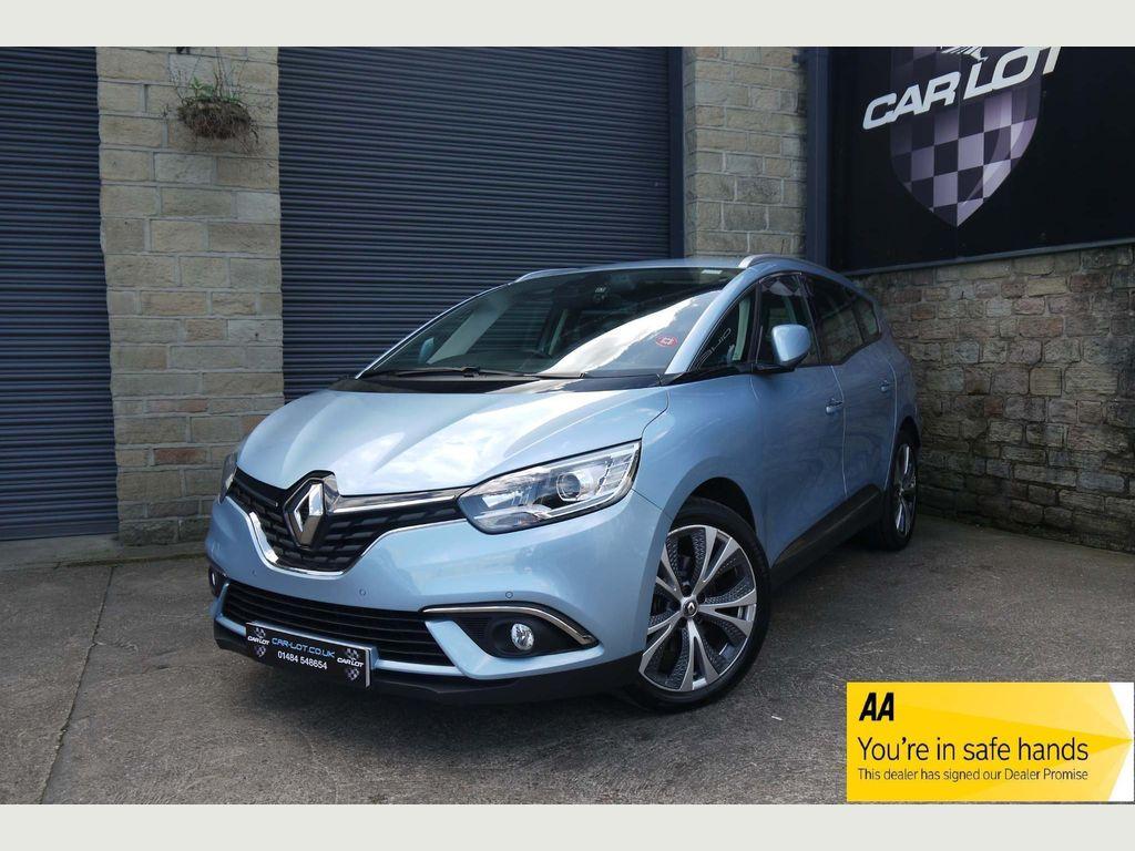 Renault Grand Scenic MPV 1.6 dCi Dynamique Nav (s/s) 5dr